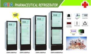 Pharmaceutical Refrigerator, Pendingin Obat obatan, Kulkas, Freezer Farmasi